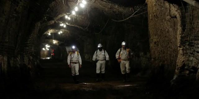 73 mineworkers