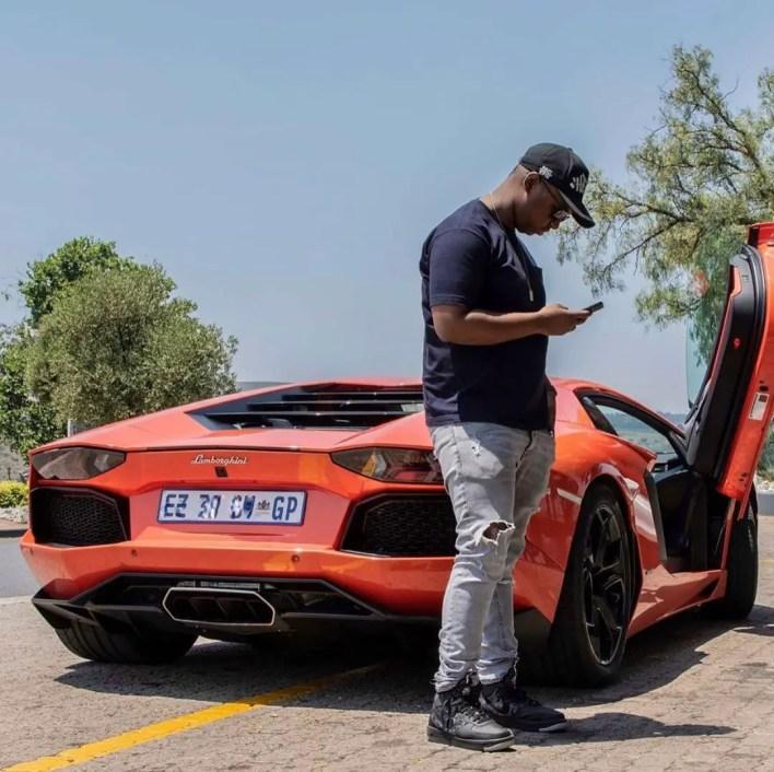 DJ Shimza Lamborghini