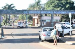 Dr George Mukhari Academic Hospital