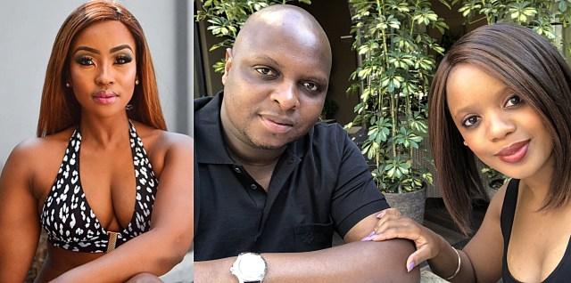 Floyd Shivambu, Siphesihle, chef Lorna Maseko