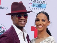 Ne-Yo and Wife Crystal Renay