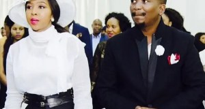 Sfiso Ncwane and Ayanda