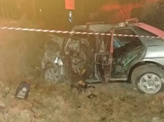 West Rand crash
