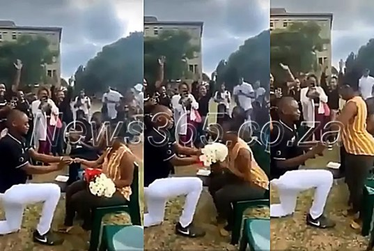 marriage proposal gone wrong