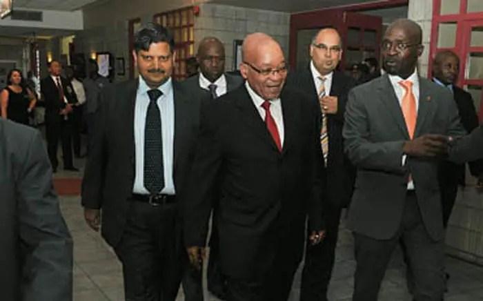 Gigaba Zuma Guptas