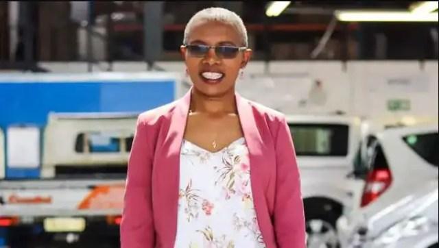 Thembi Sithole