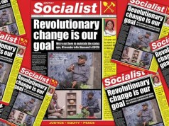 The Socialist Party in Zambia has launched monthly newsletter
