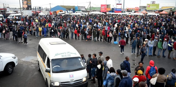 MEC Madikizela threatens to shut down Bellville taxi rank over taxi violence