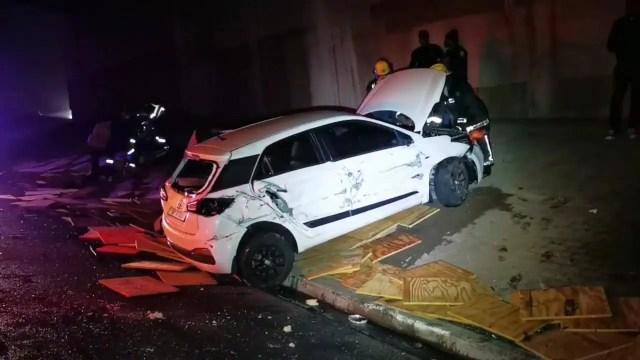 Durban multi-vehicle crash