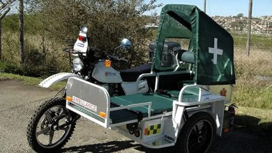 Eastern Cape scooter project
