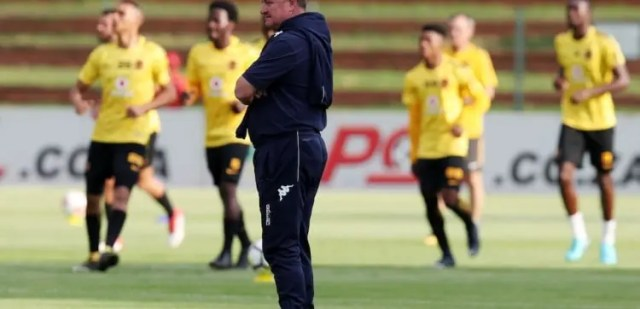Gavin Hunt Kaizer Chiefs