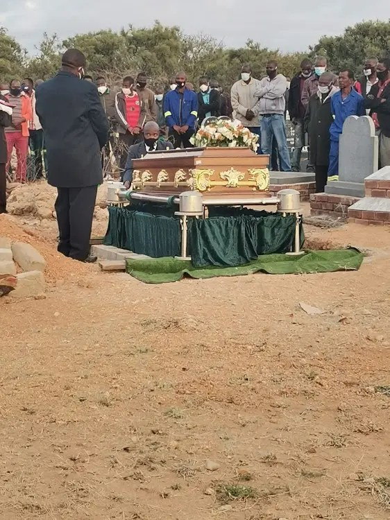 Kgaogelo Shai laid to rest