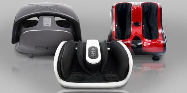 Leg-Massage-Machines