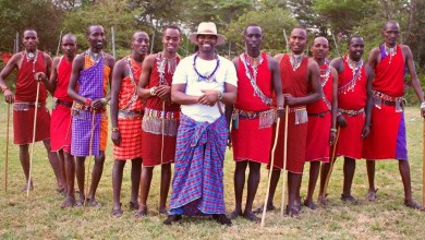 MC Jessy and Maasai