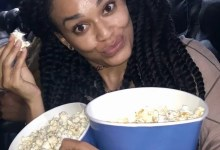 Photo of Pearl Thusi under fire for saying this about Khanyi Mbau & Lasizwe's dead father