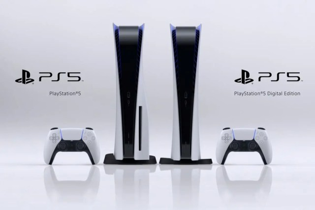 PlayStation 5 gaming console