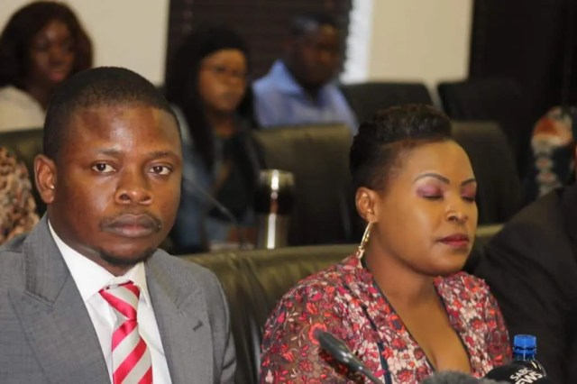 Prophetess Mary Bushiri and Shepherd