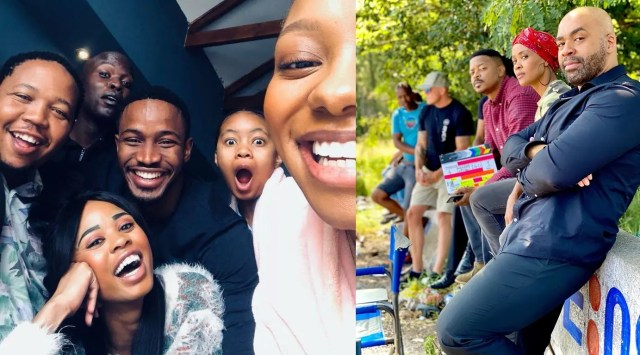 The River and The Queen Mzansi actors