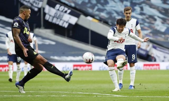 Tottenham Hotspur 1 - 1 Newcastle