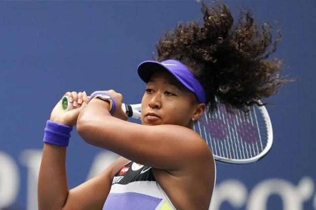 US Open champion Naomi Osaka