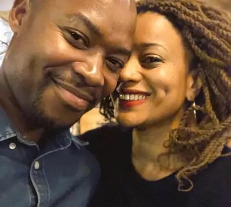 Vuyo Ngcukana (Schumacher) and Renate Stuurman
