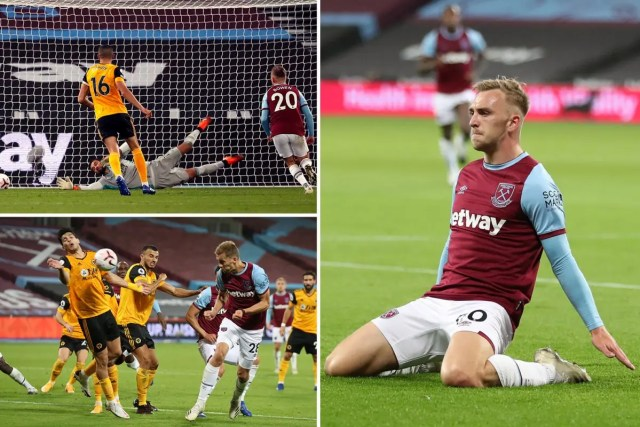 West Ham 4 - 0 Wolves