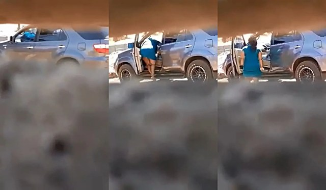 Witbank S.e.x predator having s.e.x with someone's wife in the Car