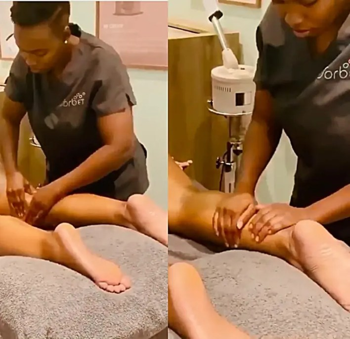 Zodwa Wabantu's n@ked massage video reveals all