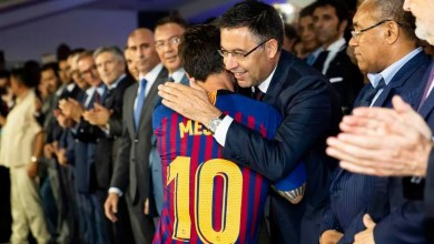 Lionel Messi said on Friday he will stay at Barcelona