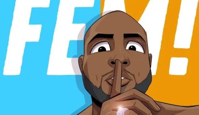 Davido returns with video for 'FEM'