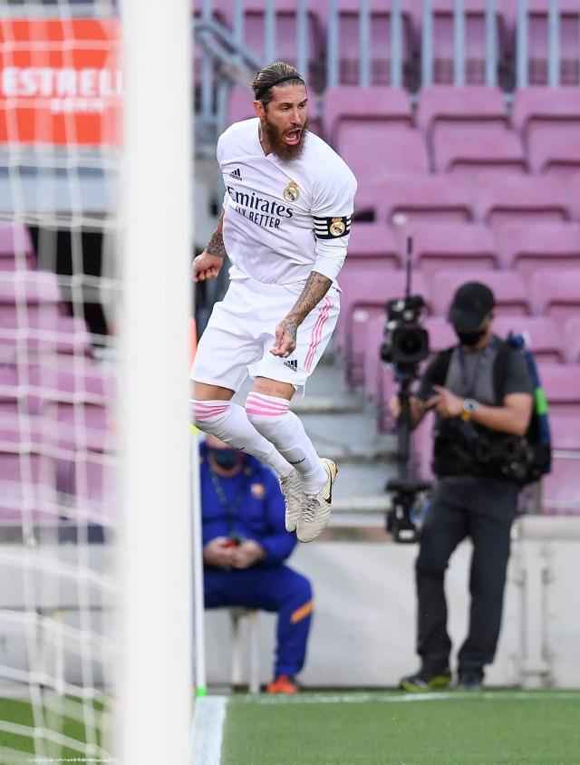 Barcelona 1 – 3 Real Madrid
