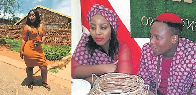 Bukelani Unjoko Mbambo and Nondumiso Mthanti