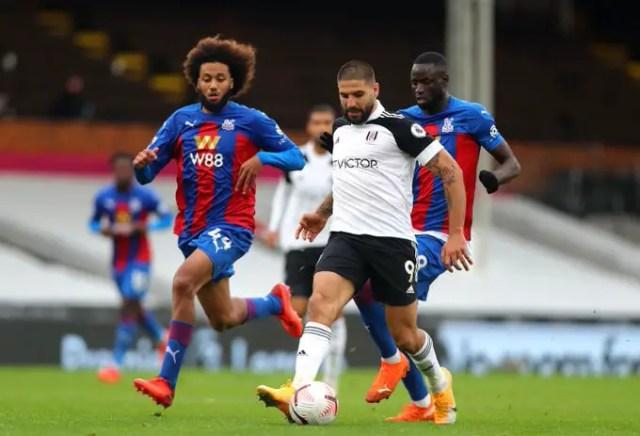 Fulham 1 - 2 Crystal Palace