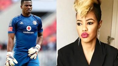Kelly Khumalo's sister Zandile was also shot when Senzo Meyiwa got murdered
