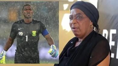 Ntombifuthi Meyiwa and Senzo