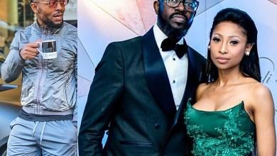 Prince Kaybee accused of sleeping with DJ Black Coffee's ex-wife Enhle Mbali