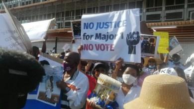 Prophet Bushiri supporters