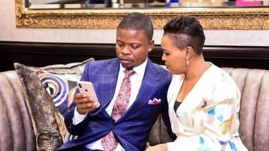 Prophet Shepherd Bushiri and Mary