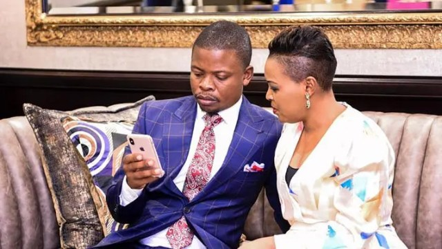 Prophet Shepherd Bushiri and Mary