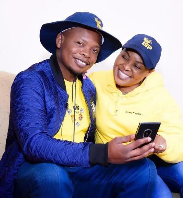 Shepherd Bushiri and Mary