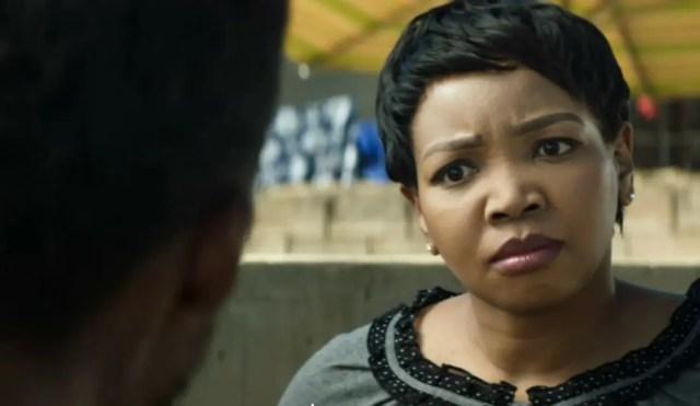 Nathi Mthethwa and Thembisa Mdoda