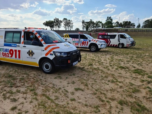 Two critically injured in Vaal River boating incident