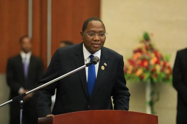 Ambrose Mandvulo Dlamini