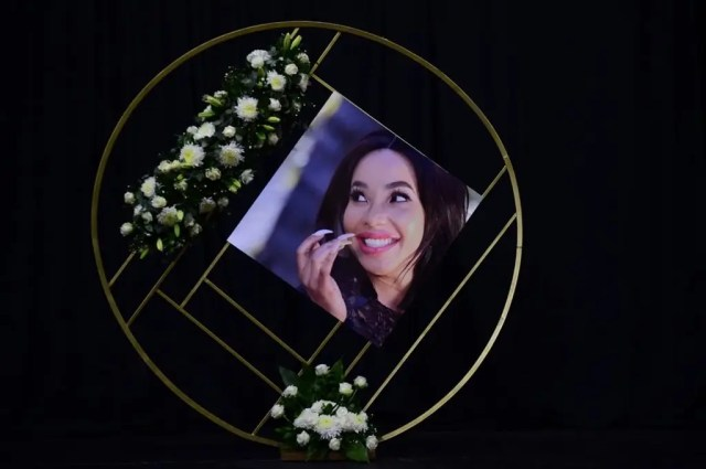 Picture Of Kwaito Star Mshoza S Memorial Service