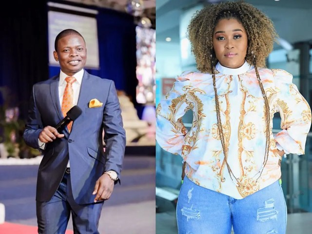 Prophet Bushiri and Lady Zamar