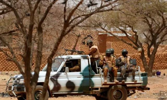 Burkina Faso presidential election