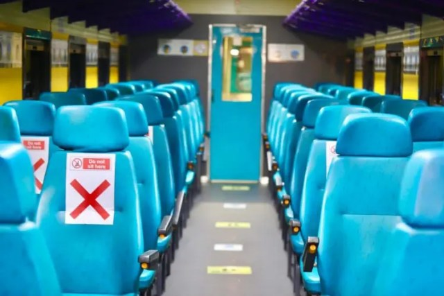 Shosholoza Meyl train resumes ahead of festive season