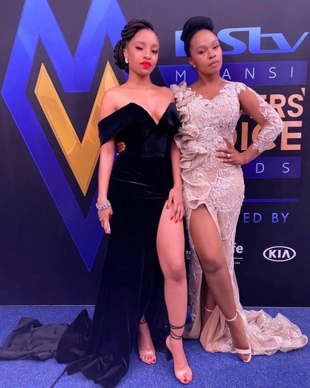 Sindi Dlathu sisters