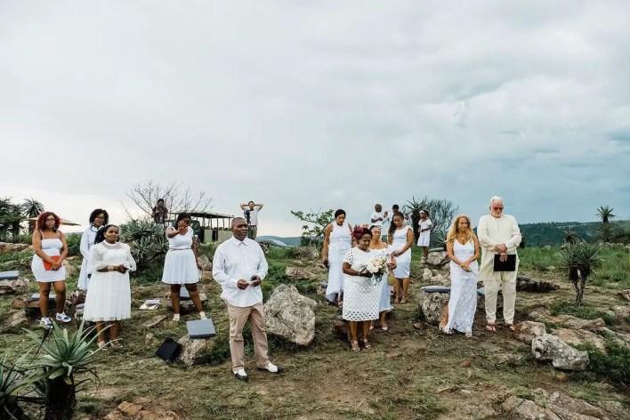 Sipho Psyfo Ngwenya gets married