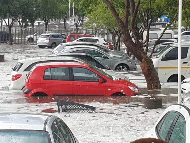 Vereeniging flooding